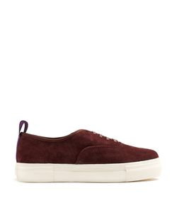 EYTYS | Mother Low-Top Suede Trainers