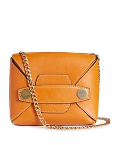 Stella Mccartney | Faux-Leather Cross-Body Bag