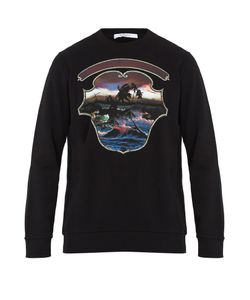 Givenchy | Hawaii-Print Cotton Sweatshirt
