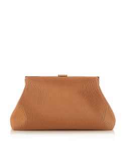 MANSUR GAVRIEL | Mini Volume Grosgrain Clutch