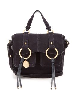 See By Chloe | Satchel Suede Cross-Body Bag