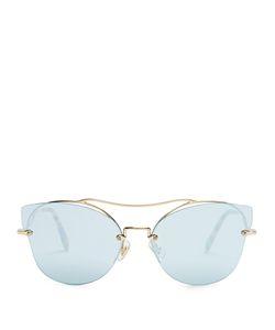 Miu Miu   Scenique Cat-Eye Sunglasses