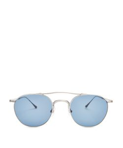 Matsuda   Round-Frame Sunglasses