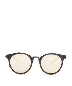 DIOR HOMME SUNGLASSES | Dior0196s Round-Frame Sunglasses