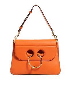 J.W. Anderson | Pierce Medium Leather Shoulder Bag