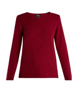 A.P.C. | Blaze Wool And Cashmere-Blend Sweater