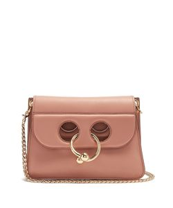 J.W. Anderson | Pierce Mini Leather Cross-Body Bag
