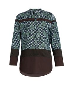 Kolor | Relaxed-Fit Decorative-Print Shirt