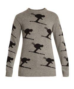 FUSALP | Carving Wool-Blend Performance Sweater