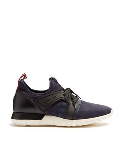 Moncler | Emilien Low-Top Suede Trainers