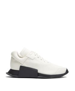 Rick Owens | X Adidas Level Runner Low-Top Leather Trainers