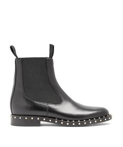 Valentino | Soul Leather Chelsea Boots