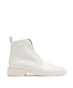 Robert Clergerie | Jacen Leather Ankle Boots