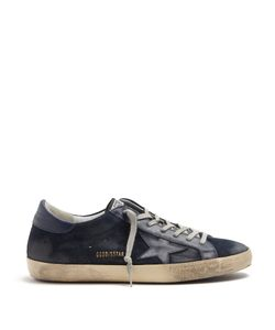 Golden Goose | Super Star Low-Top Suede Trainers