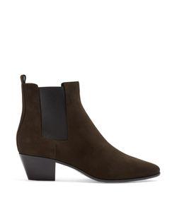 Saint Laurent | Rock Suede Chelsea Boots