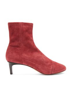 Isabel Marant | Daevel Suede Ankle Boots