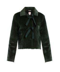 SHRIMPS | Oliver Faux-Fur Jacket