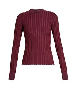 Altuzarra | Regan Round-Neck Ribbed-Knit Sweater