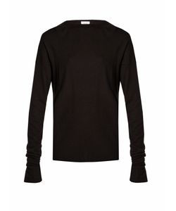 BARRIE   Thistle Cashmere Sweater