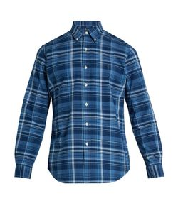 Polo Ralph Lauren | Logo-Embroidered Checked Cotton Shirt