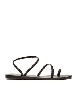ANCIENT GREEK SANDALS | Eleftheria Leather Sandals