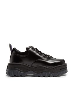 EYTYS | Angel Low-Top Chunky-Sole Leather Trainers