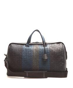 Bottega Veneta | Intrecciato Tri-Colour Leather Holdall