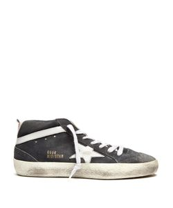 Golden Goose | Midstar Mid-Top Suede Trainers