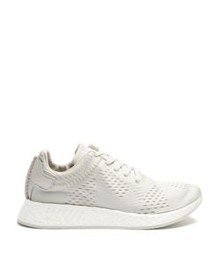 ADIDAS BY WINGS & HORNS | Nmd R2 Mid-Top Primeknit Trainers