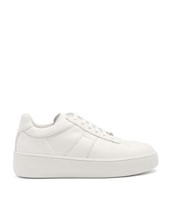 Maison Margiela | Mm1 Low-Top Leather Trainers