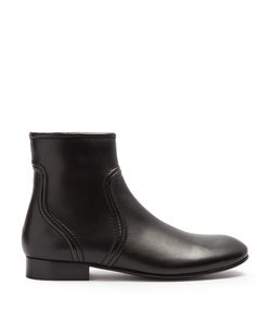 Valentino | Leather Chelsea Boots