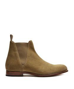 Grenson | Nolan Suede Chelsea Boots