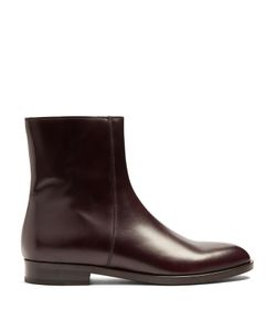 ARMANDO CABRAL   Sullivan Leather Ankle Boots