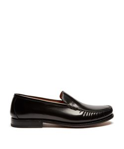 HELBERS | Leather Loafers