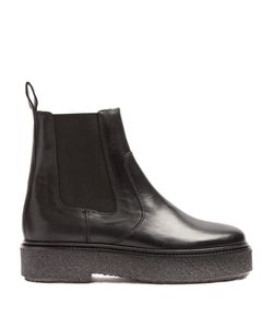 Isabel Marant | Celton Leather Ankle Boots