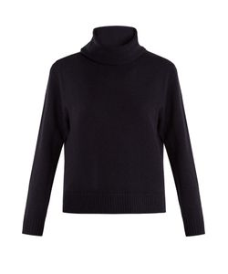 Allude | Roll-Neck Cashmere Sweater