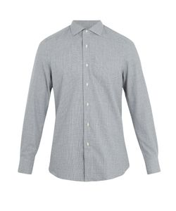 Boglioli | Checked Cotton Shirt