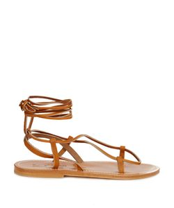 K. Jacques | Thebes Leather Sandals
