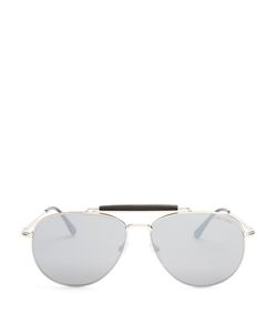 Tom Ford | Sean Aviator Sunglasses