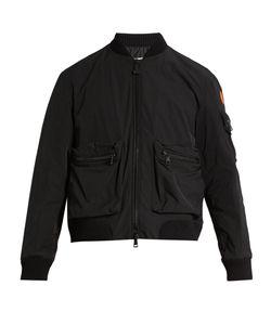 Moncler O   Poulie Down Bomber Jacket