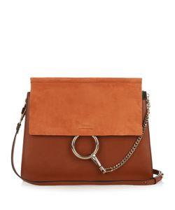 Chloe | Faye Medium Suede And Shoulder Bag