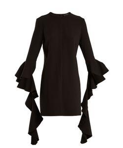 Ellery | Kilkenny Deconstructed-Sleeve Crepe Dress