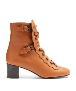 Chloe | Orson Lace-Up Ankle Boots