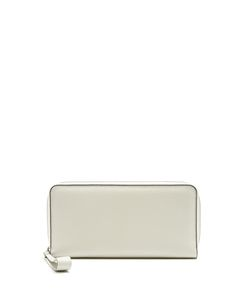 Valextra   Grained Travel Wallet