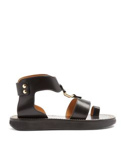 Isabel Marant | Étoile Nindle T-Bar Leather Sandals