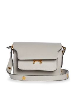 Marni | Trunk Mini Leather Shoulder Bag