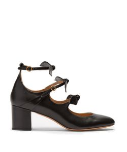 Chloe | Mike Leather Pumps