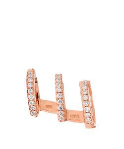MARIA TASH | Diamond Rose Earring