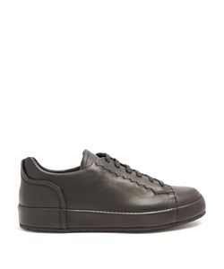 Bottega Veneta | Thibo Low-Top Leather Trainers