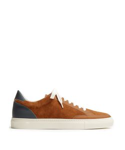 Brunello Cucinelli | Low-Top Suede Trainers